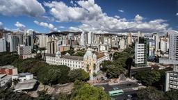 Find cheap flights from London Heathrow Airport to Belo Horizonte