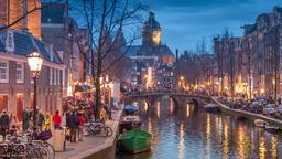 Find cheap flights from Leeds to Amsterdam