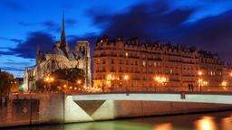 Paris hotels near Pont Saint-Louis