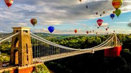Find cheap flights from Balearic Islands to Bristol