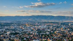 Find cheap flights from Manchester to Skopje
