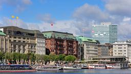 Hamburg hotels near Jungfernstieg