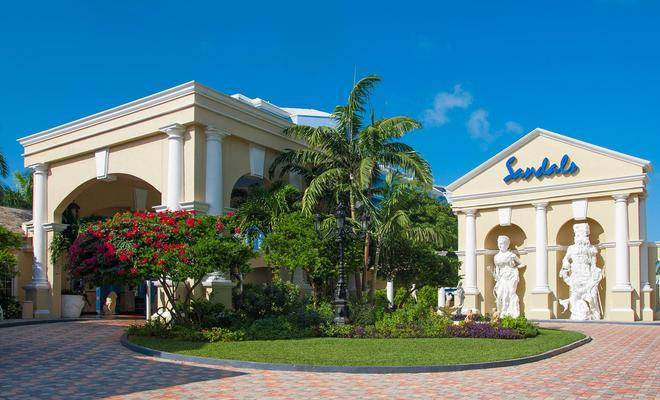 Sandals Royal Bahamian All Inclusive Resort & Private Island