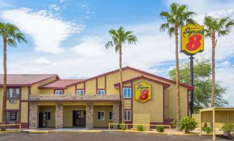 Super 8 Goodyear/Phoenix Area
