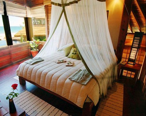 Amata Resort & Spa - Ngapali Beach - Bedroom