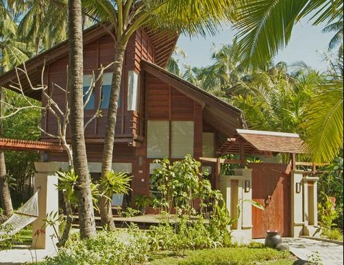 Amata Resort & Spa - Ngapali Beach - Building