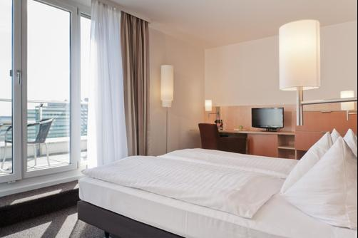 InterCityHotel Wien - Vienna - Bedroom