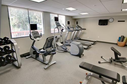 Hilton Garden Inn Los Angeles/Hollywood - Los Angeles - Gym