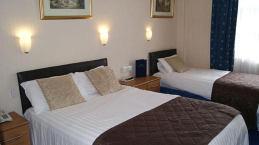 Parkwood at Marble Arch - London - Bedroom