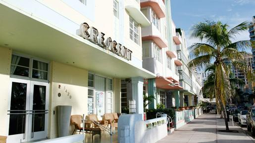 Crescent Resort On South Beach - Miami Beach - Building