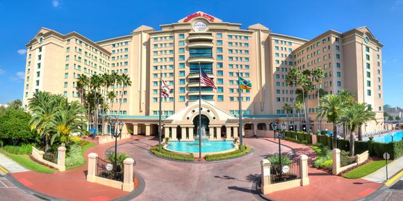 The Florida Hotel and Conference Center - Orlando - Building