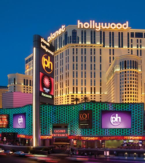 Planet Hollywood Resort - Las Vegas - Building