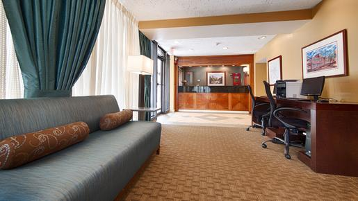 Best Western University Hotel Boston-Brighton - Boston - Lobby