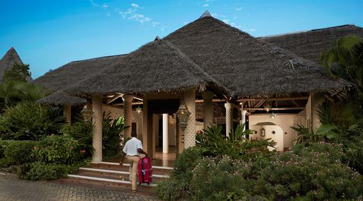 Neptune Palm Beach Boutique Resort & Spa All Inclusive - Ukunda - Building