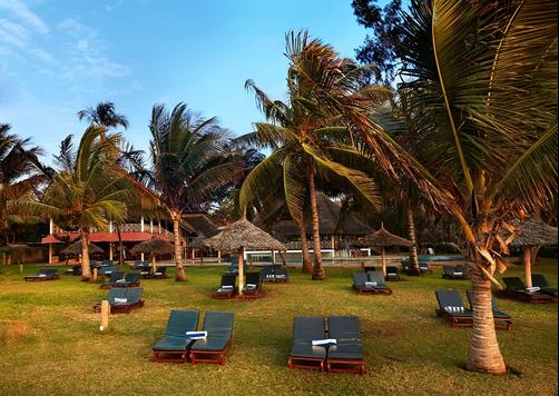 Neptune Palm Beach Boutique Resort & Spa All Inclusive - Ukunda