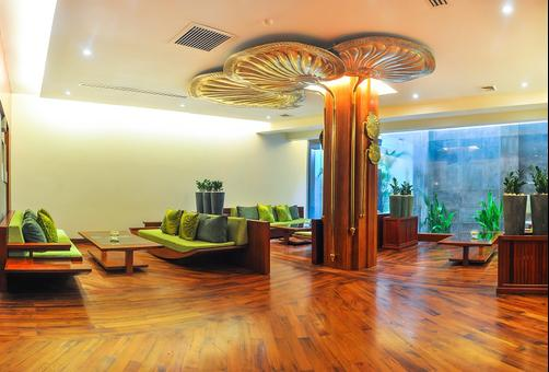 The Privilege Floor @ Borei Angkor - Siem Reap - Lobby