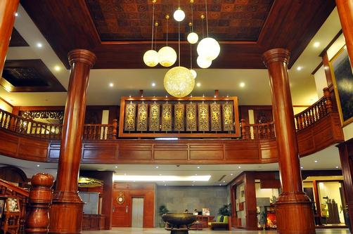 Borei Angkor Resort & Spa - Siem Reap - Lobby