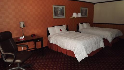 Econo Lodge - Montpelier - Double room