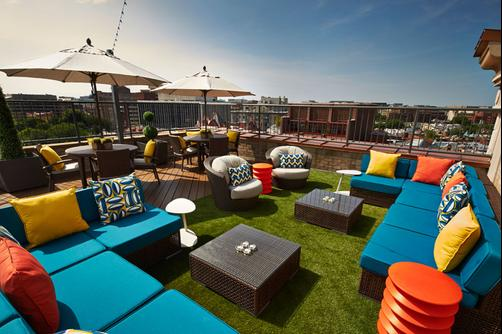 The Embassy Row Hotel - Washington - Patio