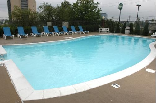 LivINN Hotel Cincinnati North / Sharonville - Sharonville - Pool