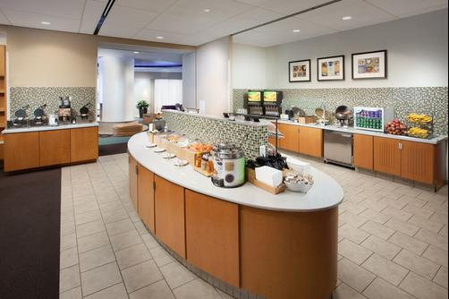 SpringHill Suites by Marriott Chicago Downtown River North - Chicago - Restaurant