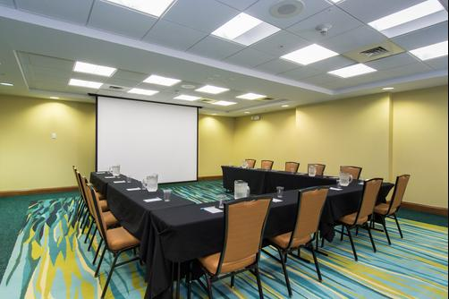 SpringHill Suites by Marriott Columbia Downtown The Vista - Columbia - Conference room