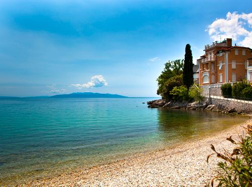 Smart Selection Hotel Belvedere - Opatija - Outdoor view