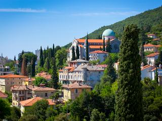 Opatija - Opatija - tourist centre for more than 170 years