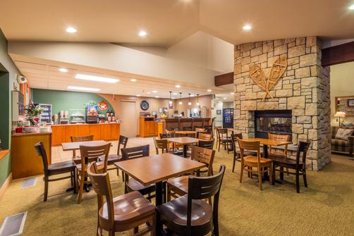 AmericInn Lodge & Suites Hailey - Sun Valley - Hailey - Restaurant