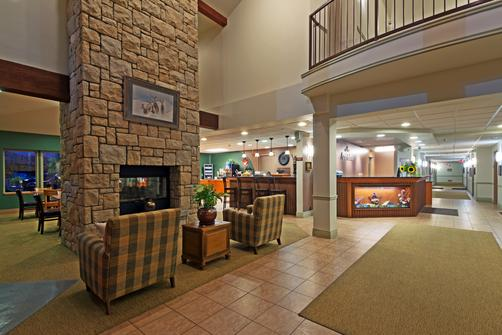 AmericInn Lodge & Suites Hailey - Sun Valley - Hailey - Lobby