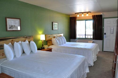 The Trailhead - South Lake Tahoe - Double room