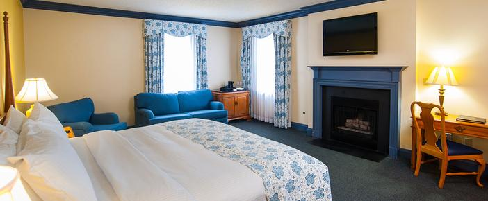 Founders Inn and Spa - Virginia Beach - Bedroom