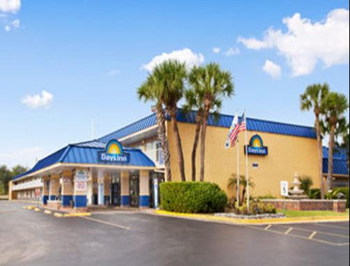 Days Inn Orlando Downtown - Orlando - Building