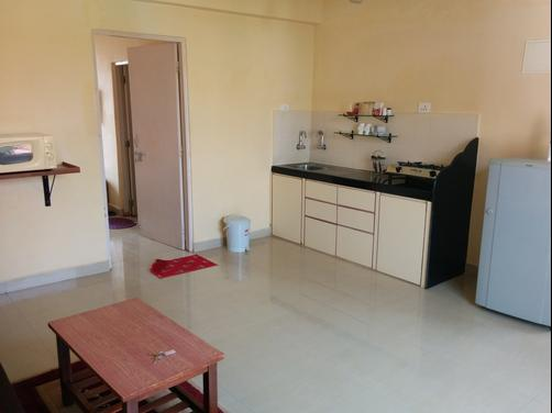 Goan Clove Apartment Hotel - Vagator - Double room