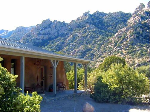 Cochise Stronghold, A Canyon Nature Retreat - Pearce - Outdoor view
