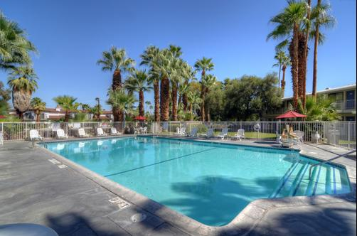 Motel 6 Palm Springs E East Palm Canyon - Palm Springs - Pool