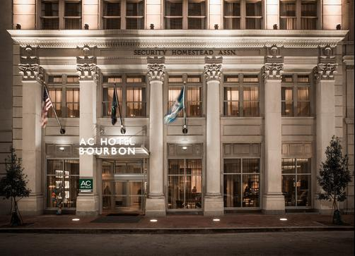 AC Hotels by Marriott New Orleans Bourbon French Quarter Area - New Orleans - Building