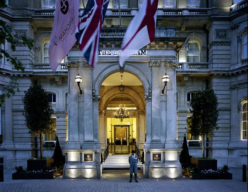 The Langham London - London - Building
