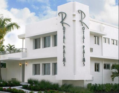 Royal Palms Resort & Spa - Fort Lauderdale - Building