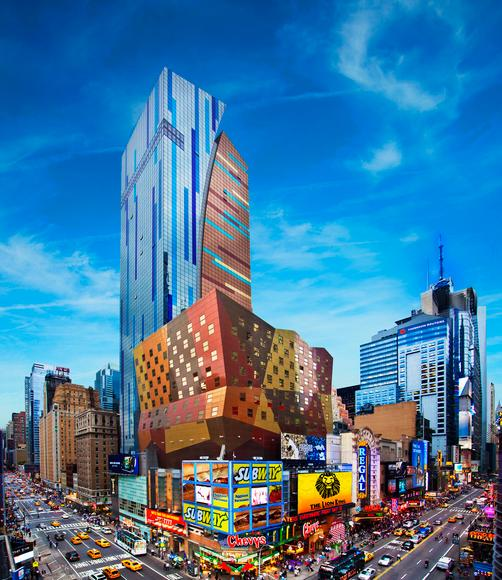 The Westin New York at Times Square - New York - Building
