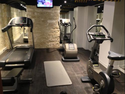 Saint James Albany Paris Hotel Spa - Paris - Gym