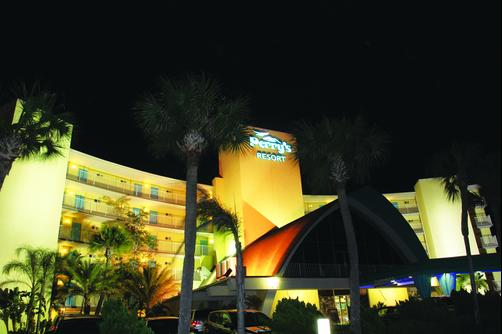 Perry's Ocean Edge Resort - Daytona Beach - Front desk