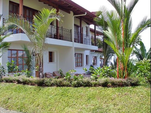Villa Ambiente - Dominical Puntarenas - Building