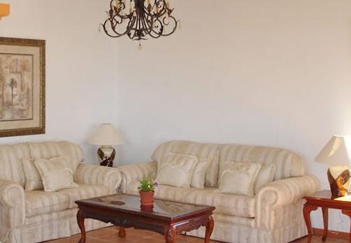 Villa Ambiente - Dominical Puntarenas - Living room