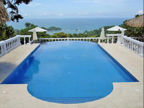 Villa Ambiente - Dominical Puntarenas - Pool