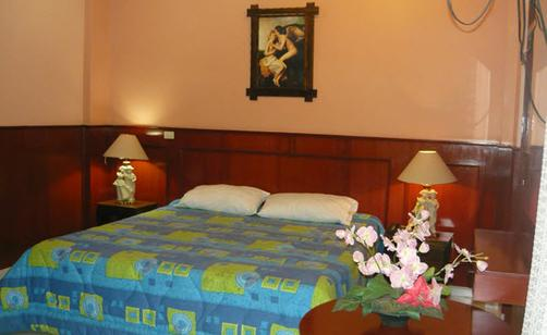Hotel Princess - Ica - Bed