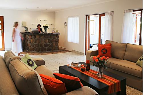 Hottentots Mountain View Guest House - Somerset West - Lobby