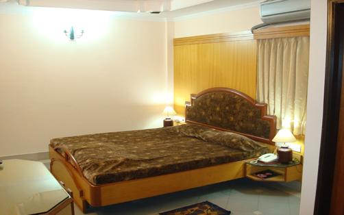 Saraswati Retreat - Bhubaneshwar - Bed