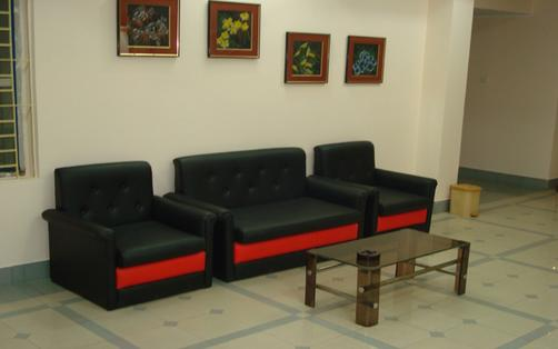 Saraswati Retreat - Bhubaneshwar - Living room