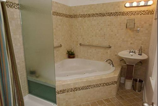Ray's Bucktown Bed And Breakfast - Chicago - Bathroom